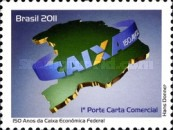 [The 150th Anniversary of the Caixa Economica Federal, type EJC]