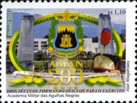 [The 200th Anniversary of AMAN - Military Academy of Agulhas Negras, type EJI]