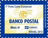 [Postal Products and Services – Banco Postal. Self Adhesive Stamp, type ENZ]