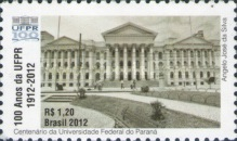 [The 100th Anniversary of the Federal University of Paraná, type EOM]