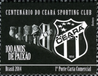 [Football - The 100th Anniversary of Ceara Sporting Club, type ESW]