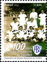 [The 100th Anniversary of the Brazilian National Football Team, type ETC]