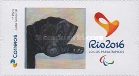 [Personalized Stamps - Olympic and Paralympic Games, Rio de Janeiro, type EZW]