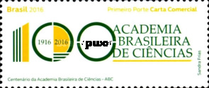 [The 100th Anniversary of the ABC - Brazilian Academy of Sciences, type FAF]