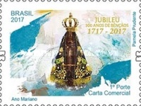 [The 300th Anniversary of Our Lady of Aparecida, type FFA]
