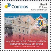 [Reopening of the Brazilian Primal Cathedral, type FJF]