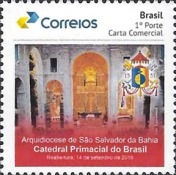 [Reopening of the Brazilian Primal Cathedral, type FJG]