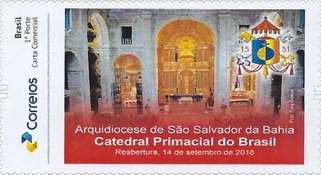 [Reopening of the Brazilian Primal Cathedral, Typ FJI]
