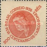 [The 100th Anniversary of the Birth of Antonio Carlos Gomes, 1836-1896, type FK1]