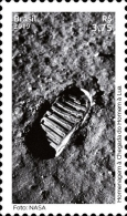 [The 50th Anniversary of the Apollo 11 Mission to the Moon, type FKH]