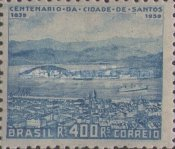[The 100th Anniversary of Founding of Santos, type GH]