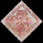 [The Second Agriculture and Live Stock Show of Central Brazil, type HZ2]