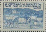 [The 400th Anniversary of the Founding of Misericordia Hospital, Santos, type IQ]