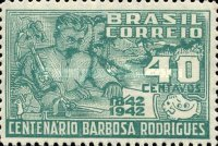 [The 100th Anniversary of the Birth of J.B. Rodrigues, type IR]