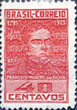 [The 150th Anniversary of the Birth of Francisco Manoel da Silva, type JM]