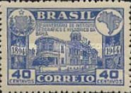 [The 50th Anniversary of the Institute for Geography and History, Savador, Bahia, type JN]
