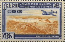 [The 5th Congress of the Postunion Between USA and Spain, type KB]