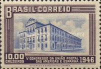 [The 5th Congress of the Postunion Between USA and Spain, type KD]