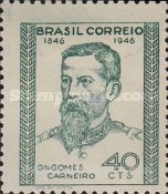 [The 100th Anniversary of the Birth of General A.E. Gomes Carneiro, type KH]