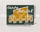 [Social Letters - Self Adhesive Stamp, type XKC]