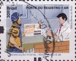 [Registrered Mail - Self Adhesive Stamp, type ZKC]