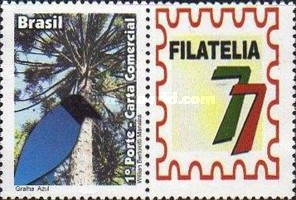 [Tourism - Paraná. Personalized Stamps, type ZLA]