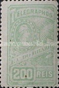 [Telegraph Stamps, type A]