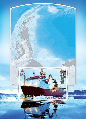[Ships - HMS Protector, Typ ]