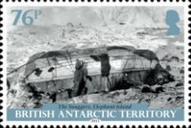 [The 100th Anniversary of the Imperial Trans-Antarctic Expedition, Typ AAN]