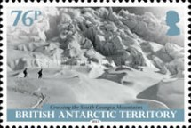 [The 100th Anniversary of the Imperial Trans-Antarctic Expedition, Typ AAO]