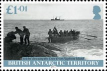 [The 100th Anniversary of the Imperial Trans-Antarctic Expedition, Typ AAP]