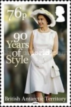 [The 90th Anniversary of the Birth of Queen Elizabeth II, Typ AAS]