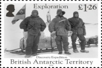 [The 200th Anniversary of the Discovery of Antarctica, type AEL]