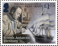 [The 100th Anniversary of Scott Polar Research Institute, type AFB]