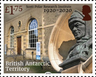 [The 100th Anniversary of Scott Polar Research Institute, type AFC]
