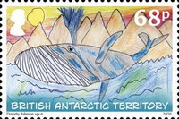 [The 200th Anniversary of the Discovery of Antarctica - Children's Art, type AFD]