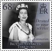 [Devoted to Your Service - The 95th Anniversary of the Birth of Queen Elizabeth II, type AFM]