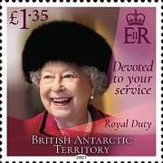 [Devoted to Your Service - The 95th Anniversary of the Birth of Queen Elizabeth II, type AFQ]