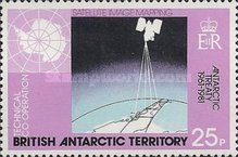 [The 20th Anniversary of the Antarctic Treaty, Typ BV]