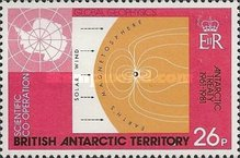 [The 20th Anniversary of the Antarctic Treaty, Typ BW]