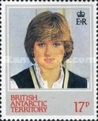 [The 21st Anniversary of the Birth of Princess Diana, 1961-1997, Typ CE]