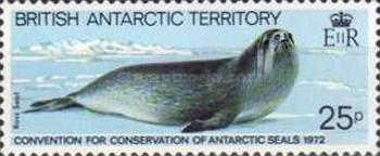 [The 10th Anniversary of the Contract for the Protection of Antarctic Seals, Typ CM]