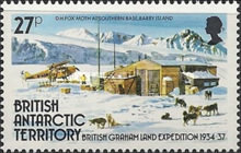 [Expedition to Graham Land 1934-1937, Typ DM]