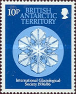[The 50th Anniversary of the International Glaciological Society - Snow Crystals, Typ DX]