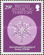 [The 50th Anniversary of the International Glaciological Society - Snow Crystals, Typ DZ]
