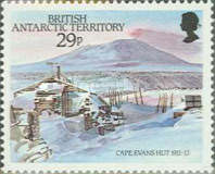 [The 75th Anniversary of the Arrival of Robert Falcon Scott at the South Pole, Typ ED]