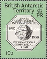 [The 30th Anniversary of the International Geophysical Year, Typ EF]