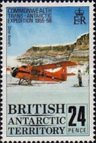 [The 30th Anniversary of the Commonwealth Trans-Antarctic Expedition, 1955-1958, Typ EL]