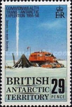 [The 30th Anniversary of the Commonwealth Trans-Antarctic Expedition, 1955-1958, Typ EM]