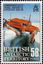 [The 30th Anniversary of the Commonwealth Trans-Antarctic Expedition, 1955-1958, Typ EN]